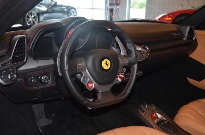 Used 2012 Ferrari 458 Italia Used 2012 Ferrari 458 Italia for sale Sold at Cauley Ferrari in West Bloomfield MI 23