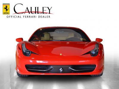 Used 2012 Ferrari 458 Italia Used 2012 Ferrari 458 Italia for sale Sold at Cauley Ferrari in West Bloomfield MI 3