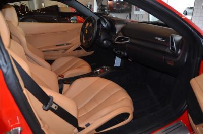 Used 2012 Ferrari 458 Italia Used 2012 Ferrari 458 Italia for sale Sold at Cauley Ferrari in West Bloomfield MI 32