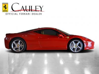 Used 2012 Ferrari 458 Italia Used 2012 Ferrari 458 Italia for sale Sold at Cauley Ferrari in West Bloomfield MI 5