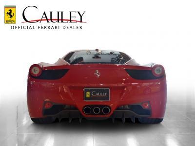 Used 2012 Ferrari 458 Italia Used 2012 Ferrari 458 Italia for sale Sold at Cauley Ferrari in West Bloomfield MI 7