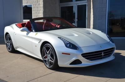 Used 2015 Ferrari California T Used 2015 Ferrari California T for sale Sold at Cauley Ferrari in West Bloomfield MI 42