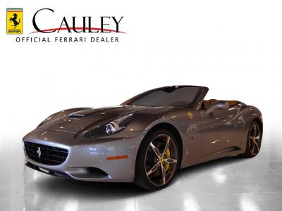 Used 2013 Ferrari California Used 2013 Ferrari California for sale Sold at Cauley Ferrari in West Bloomfield MI 10