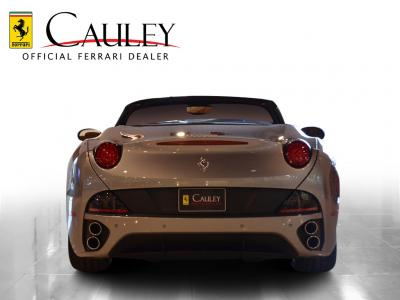 Used 2013 Ferrari California Used 2013 Ferrari California for sale Sold at Cauley Ferrari in West Bloomfield MI 7
