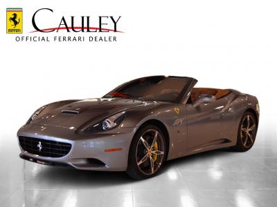Used 2013 Ferrari California Used 2013 Ferrari California for sale Sold at Cauley Ferrari in West Bloomfield MI 1