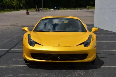 Used 2013 Ferrari 458 Spider Used 2013 Ferrari 458 Spider for sale Sold at Cauley Ferrari in West Bloomfield MI 11