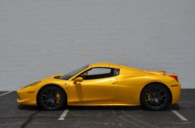 Used 2013 Ferrari 458 Spider Used 2013 Ferrari 458 Spider for sale Sold at Cauley Ferrari in West Bloomfield MI 17