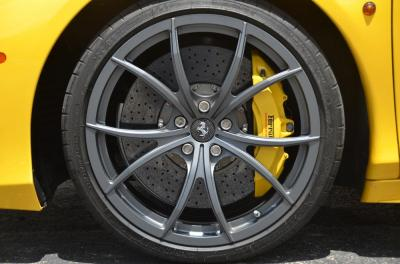 Used 2013 Ferrari 458 Spider Used 2013 Ferrari 458 Spider for sale Sold at Cauley Ferrari in West Bloomfield MI 20