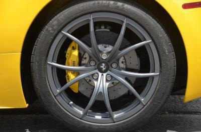 Used 2013 Ferrari 458 Spider Used 2013 Ferrari 458 Spider for sale Sold at Cauley Ferrari in West Bloomfield MI 21