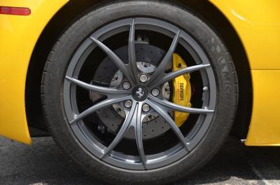Used 2013 Ferrari 458 Spider Used 2013 Ferrari 458 Spider for sale Sold at Cauley Ferrari in West Bloomfield MI 23