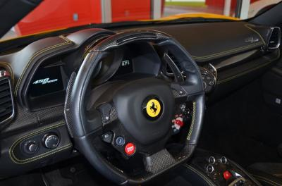 Used 2013 Ferrari 458 Spider Used 2013 Ferrari 458 Spider for sale Sold at Cauley Ferrari in West Bloomfield MI 30