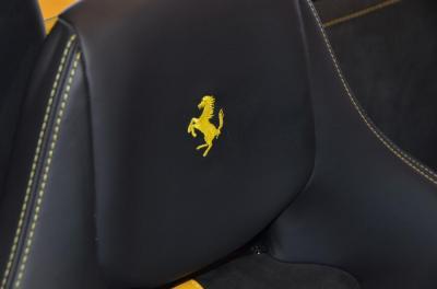 Used 2013 Ferrari 458 Spider Used 2013 Ferrari 458 Spider for sale Sold at Cauley Ferrari in West Bloomfield MI 38