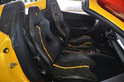 Used 2013 Ferrari 458 Spider Used 2013 Ferrari 458 Spider for sale Sold at Cauley Ferrari in West Bloomfield MI 48
