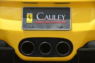 Used 2013 Ferrari 458 Spider Used 2013 Ferrari 458 Spider for sale Sold at Cauley Ferrari in West Bloomfield MI 55
