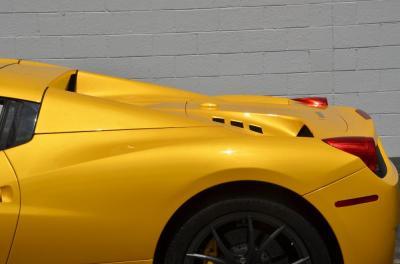 Used 2013 Ferrari 458 Spider Used 2013 Ferrari 458 Spider for sale Sold at Cauley Ferrari in West Bloomfield MI 71