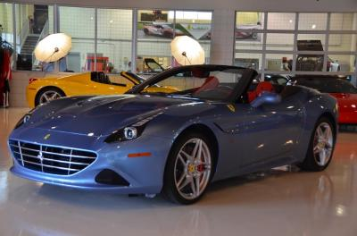 Used 2015 Ferrari California T Used 2015 Ferrari California T for sale Sold at Cauley Ferrari in West Bloomfield MI 15