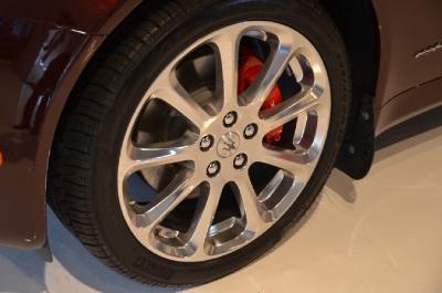 Used 2008 Maserati Quattroporte Executive GT Automatic Used 2008 Maserati Quattroporte Executive GT Automatic for sale Sold at Cauley Ferrari in West Bloomfield MI 14