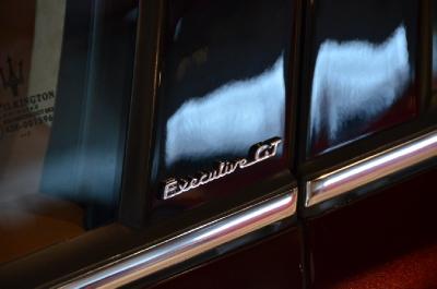 Used 2008 Maserati Quattroporte Executive GT Automatic Used 2008 Maserati Quattroporte Executive GT Automatic for sale Sold at Cauley Ferrari in West Bloomfield MI 19
