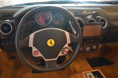 Used 2007 Ferrari F430 F1 Spider Used 2007 Ferrari F430 F1 Spider for sale Sold at Cauley Ferrari in West Bloomfield MI 28