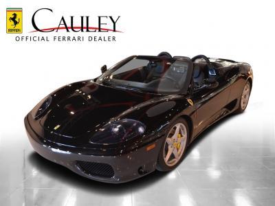 Used 2004 Ferrari 360 Spider Used 2004 Ferrari 360 Spider for sale Sold at Cauley Ferrari in West Bloomfield MI 10
