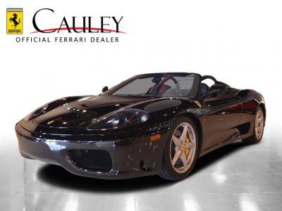 Used 2004 Ferrari 360 Spider Used 2004 Ferrari 360 Spider for sale Sold at Cauley Ferrari in West Bloomfield MI 11
