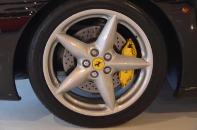 Used 2004 Ferrari 360 Spider Used 2004 Ferrari 360 Spider for sale Sold at Cauley Ferrari in West Bloomfield MI 14