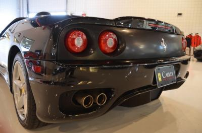 Used 2004 Ferrari 360 Spider Used 2004 Ferrari 360 Spider for sale Sold at Cauley Ferrari in West Bloomfield MI 17