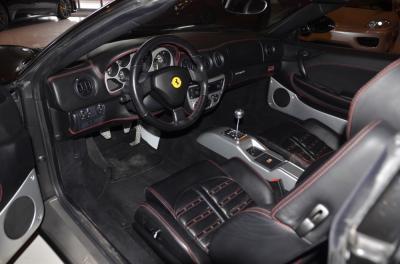 Used 2004 Ferrari 360 Spider Used 2004 Ferrari 360 Spider for sale Sold at Cauley Ferrari in West Bloomfield MI 21