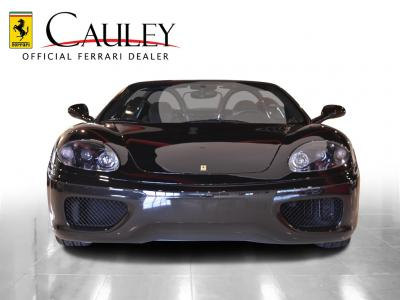 Used 2004 Ferrari 360 Spider Used 2004 Ferrari 360 Spider for sale Sold at Cauley Ferrari in West Bloomfield MI 3