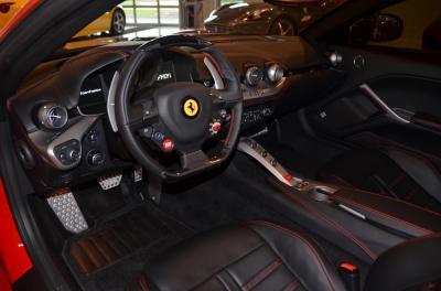 Used 2015 Ferrari F12berlinetta Used 2015 Ferrari F12berlinetta for sale Sold at Cauley Ferrari in West Bloomfield MI 23