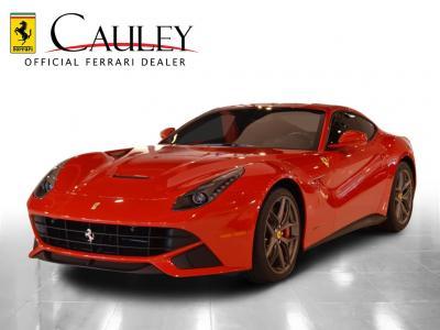 Used 2015 Ferrari F12berlinetta Used 2015 Ferrari F12berlinetta for sale Sold at Cauley Ferrari in West Bloomfield MI 1