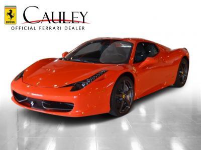 Used 2013 Ferrari 458 Spider Used 2013 Ferrari 458 Spider for sale Sold at Cauley Ferrari in West Bloomfield MI 10