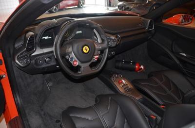 Used 2013 Ferrari 458 Spider Used 2013 Ferrari 458 Spider for sale Sold at Cauley Ferrari in West Bloomfield MI 24