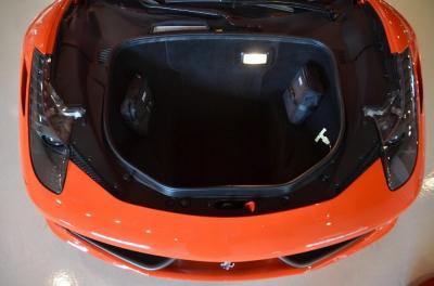 Used 2013 Ferrari 458 Spider Used 2013 Ferrari 458 Spider for sale Sold at Cauley Ferrari in West Bloomfield MI 45