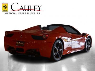 Used 2013 Ferrari 458 Spider Used 2013 Ferrari 458 Spider for sale Sold at Cauley Ferrari in West Bloomfield MI 6