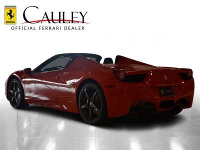 Used 2013 Ferrari 458 Spider Used 2013 Ferrari 458 Spider for sale Sold at Cauley Ferrari in West Bloomfield MI 8