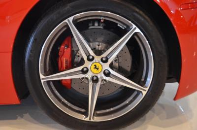 Used 2013 Ferrari 458 Spider Used 2013 Ferrari 458 Spider for sale Sold at Cauley Ferrari in West Bloomfield MI 18