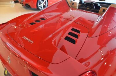 Used 2013 Ferrari 458 Spider Used 2013 Ferrari 458 Spider for sale Sold at Cauley Ferrari in West Bloomfield MI 21