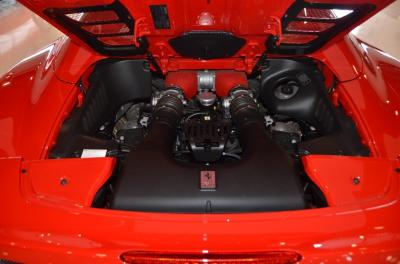 Used 2013 Ferrari 458 Spider Used 2013 Ferrari 458 Spider for sale Sold at Cauley Ferrari in West Bloomfield MI 22