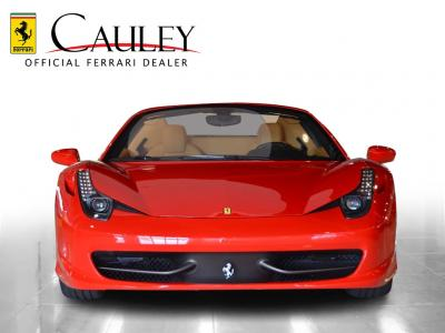 Used 2013 Ferrari 458 Spider Used 2013 Ferrari 458 Spider for sale Sold at Cauley Ferrari in West Bloomfield MI 3