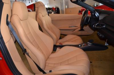 Used 2013 Ferrari 458 Spider Used 2013 Ferrari 458 Spider for sale Sold at Cauley Ferrari in West Bloomfield MI 39
