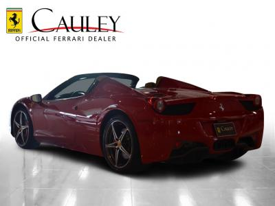 Used 2013 Ferrari 458 Spider Used 2013 Ferrari 458 Spider for sale Sold at Cauley Ferrari in West Bloomfield MI 8
