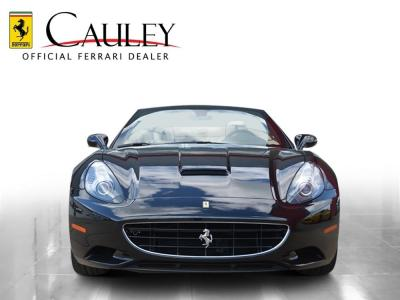 Used 2012 Ferrari California Used 2012 Ferrari California for sale Sold at Cauley Ferrari in West Bloomfield MI 3