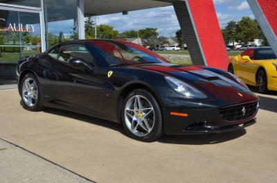 Used 2012 Ferrari California Used 2012 Ferrari California for sale Sold at Cauley Ferrari in West Bloomfield MI 35