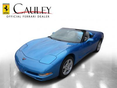 Used 1998 Chevrolet Corvette Used 1998 Chevrolet Corvette for sale Sold at Cauley Ferrari in West Bloomfield MI 10