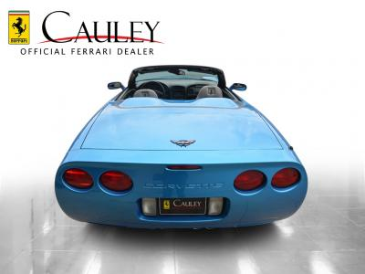 Used 1998 Chevrolet Corvette Used 1998 Chevrolet Corvette for sale Sold at Cauley Ferrari in West Bloomfield MI 11
