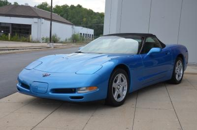 Used 1998 Chevrolet Corvette Used 1998 Chevrolet Corvette for sale Sold at Cauley Ferrari in West Bloomfield MI 12