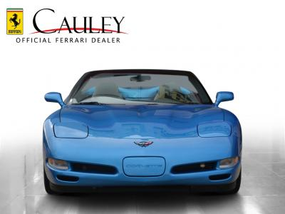 Used 1998 Chevrolet Corvette Used 1998 Chevrolet Corvette for sale Sold at Cauley Ferrari in West Bloomfield MI 3