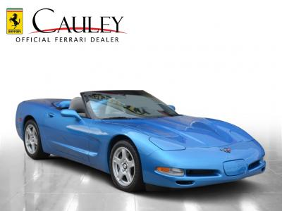 Used 1998 Chevrolet Corvette Used 1998 Chevrolet Corvette for sale Sold at Cauley Ferrari in West Bloomfield MI 4