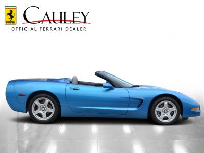 Used 1998 Chevrolet Corvette Used 1998 Chevrolet Corvette for sale Sold at Cauley Ferrari in West Bloomfield MI 5